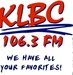 KLBC 106.3 FM - KLBC Logo