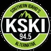 94.5 K-Ski - KSKI-FM Logo