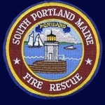 Portland / South Portland, ME Fire, EMS Logo