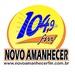Novo Amanhecer FM Logo