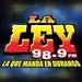 La Ley 98.9 - XEDU Logo
