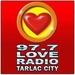 97.7 Love Radio Tarlac - DZLT Logo