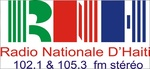 Radio Nationale D'Haïti (RNH) Logo