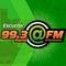 Arroba@FM - XEHHI Logo