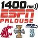 1400 ESPN Palouse - KRPL Logo