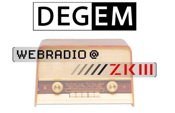 DEGEM Web Radio