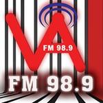 აფხაზეთის ხმა 98.9 Logo