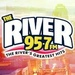 The River 95.7 - KLKL Logo