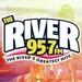 The River 95.7 - KLKL Logo