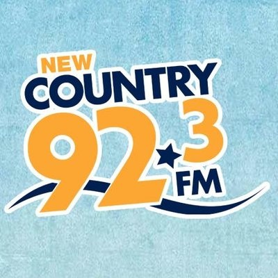 New Country 92.3 - CFRK-FM