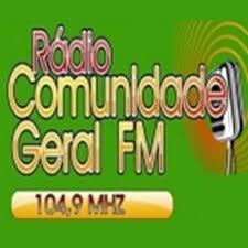 Rádio Comunidade Geral 104.9