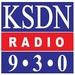 KSDN Radio - KSDN Logo