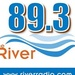 89.3 The River - WZCP Logo