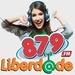 Rádio Liberdade 87.9 FM Logo