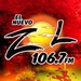 El Zol 106.7 - WXDJ Logo