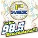 La FM 98.5 Buenísima Logo