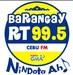Barangay RT 99.5 - DYRT Logo