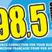 Radio Halifax Métro FM 98.5 - CKRH Logo