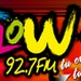 FLOW 92.7 FM Logo
