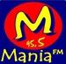 Rádio Mania FM Logo