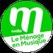 M Radio - Le Ménage en musique Logo