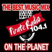 Pirate Radio 104.1 - KBOX