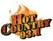 Hot Country 93.1 - KKYA Logo