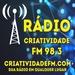 Rádio Criatividade FM Logo