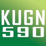 News Talk 590 - KUGN Logo