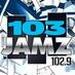 103 Jamz - WOWI Logo