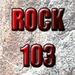 Rock 103 Logo