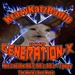 Krazy Katz Radio - Generation X Logo