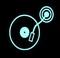 Rádio Energia Eletrônica Logo