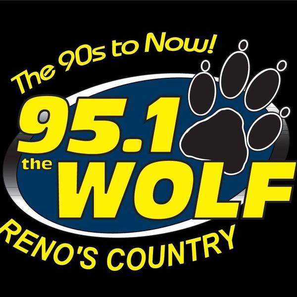 94.9/95.1 The Wolf - KRFN-HD2