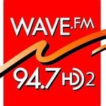 Wave.fm - CHKX-HD2 Logo