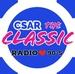 CESAR Radio - CESAR the Classic Logo