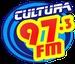 Cultura FM 97,3 Logo