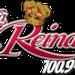 La Reina 100.9 FM - XHSA Logo