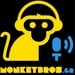 Monkey Bros Radio Logo