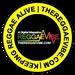 Reggae Vibe Radio Logo