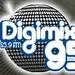 Digimix 95.9 FM - XHPAL Logo