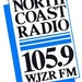 North Coast Radio 105.9 - WJZR Logo