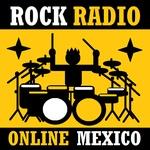 Rock Radio Online Mexico Logo
