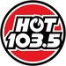 Hot 103.5 - KHHM Logo