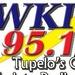 WKIU 95.1 FM Logo