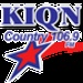 KIQ'N Country 106.9 - KIQN Logo