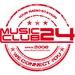 MusicClub24 - Der Partykeller Logo