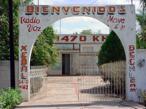 Radio Voz Maya de México - XEBAL