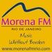 Morena FM 98 - Rio Logo