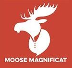 Moose Magnificat Radio Logo